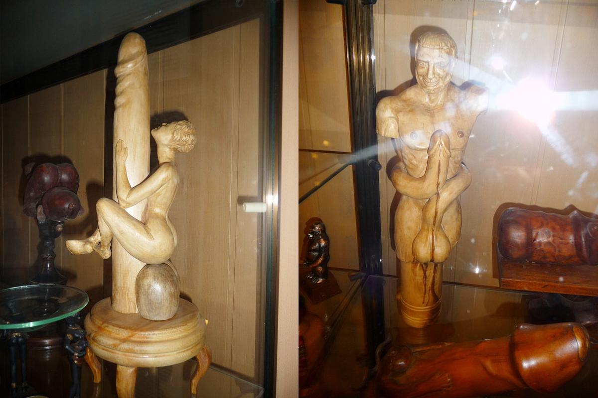 Секс музеи мира в фото