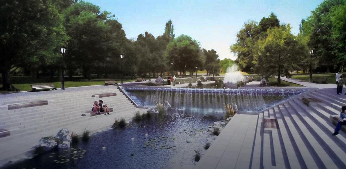 Какие парки ждет реконструкция Харькове?