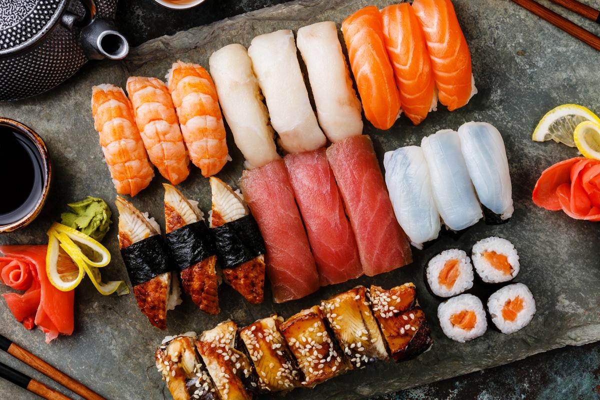 10 мест в Харькове, где готовят лучшие суши / 2020   Харьков — куда б сходить?